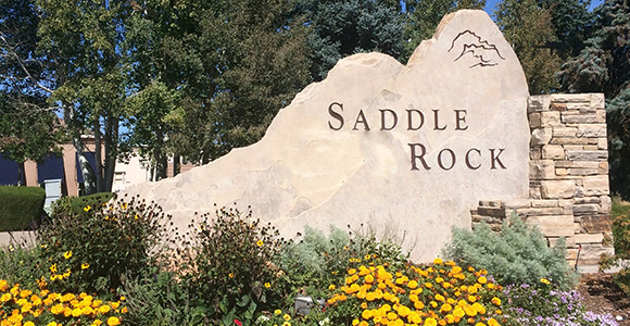 SADDLE ROCK